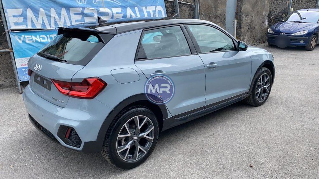 Audi A1 1.0 TFSI benzina CITYCARVER NUOVA | PREZZO  24420 9