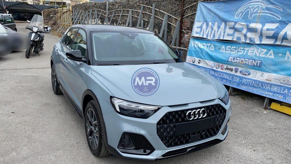 Audi A1 1.0 TFSI benzina CITYCARVER NUOVA | PREZZO  24420 10