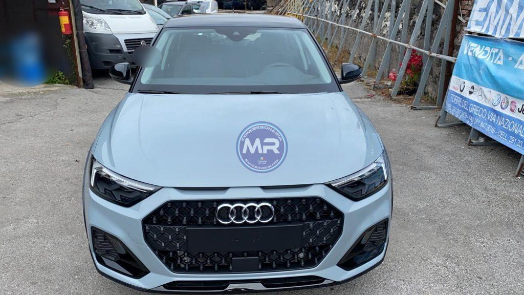 Audi A1 1.0 TFSI benzina CITYCARVER NUOVA | PREZZO  24420 1