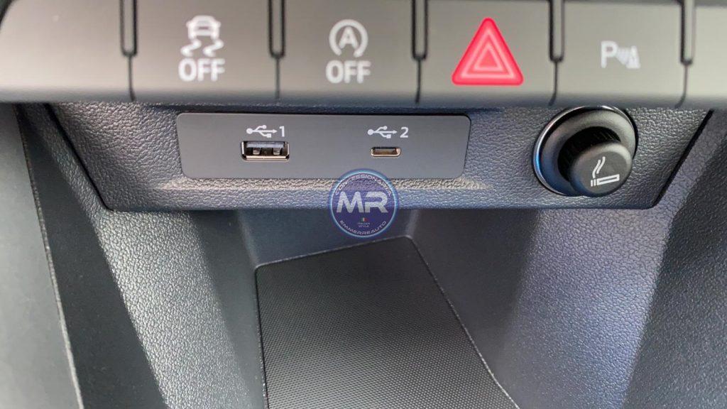 Audi A1 1.0 TFSI benzina CITYCARVER NUOVA | PREZZO  24420 5