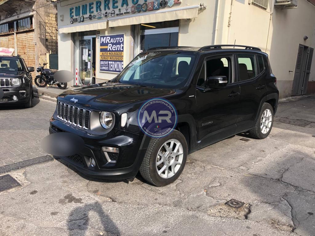 Jeep Renegade 1.6 MJT 120cv diesel NERO LIMITED 2018 AZIENDALE OFFERTA LIMITATA 10