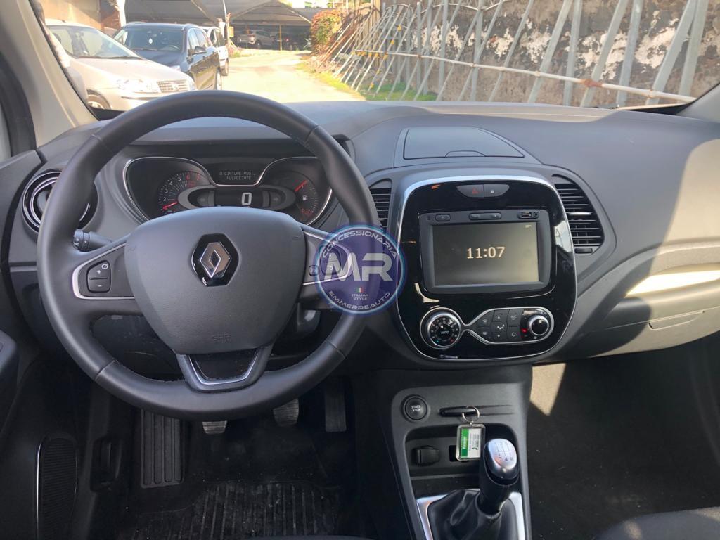 Renault Captur 0.9 Tce 90cv SPORT EDITION 2019 USATO AZIENDALE OFFERTA LIMITATA 11