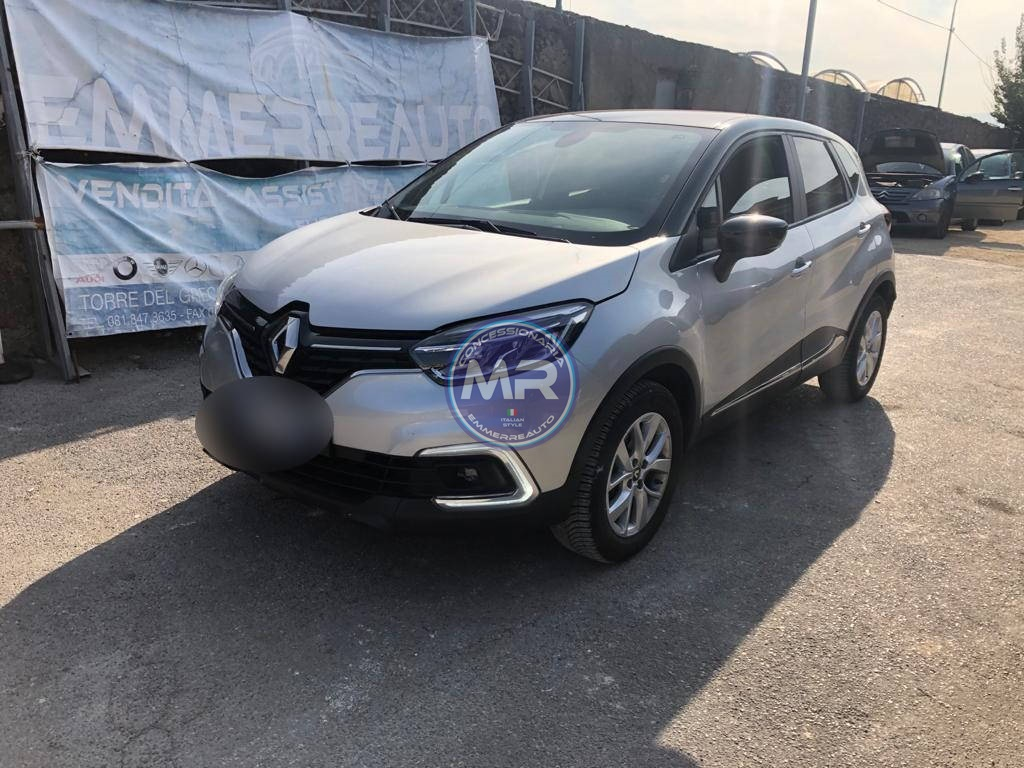 Renault Captur 0.9 Tce 90cv SPORT EDITION 2019 USATO AZIENDALE OFFERTA LIMITATA 9