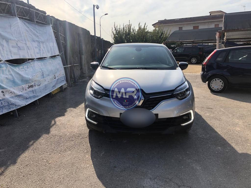Renault Captur 0.9 Tce 90cv SPORT EDITION 2019 USATO AZIENDALE OFFERTA LIMITATA 10