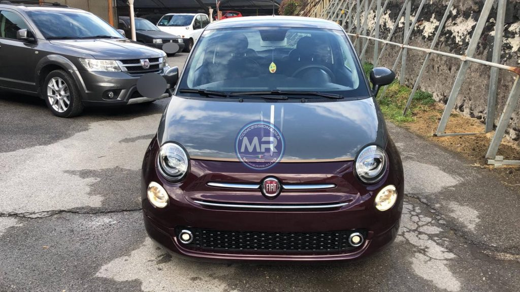 Fiat 500 1.2 BENZINA COLLECTION 2019 KM0 | PREZZO 13500 3