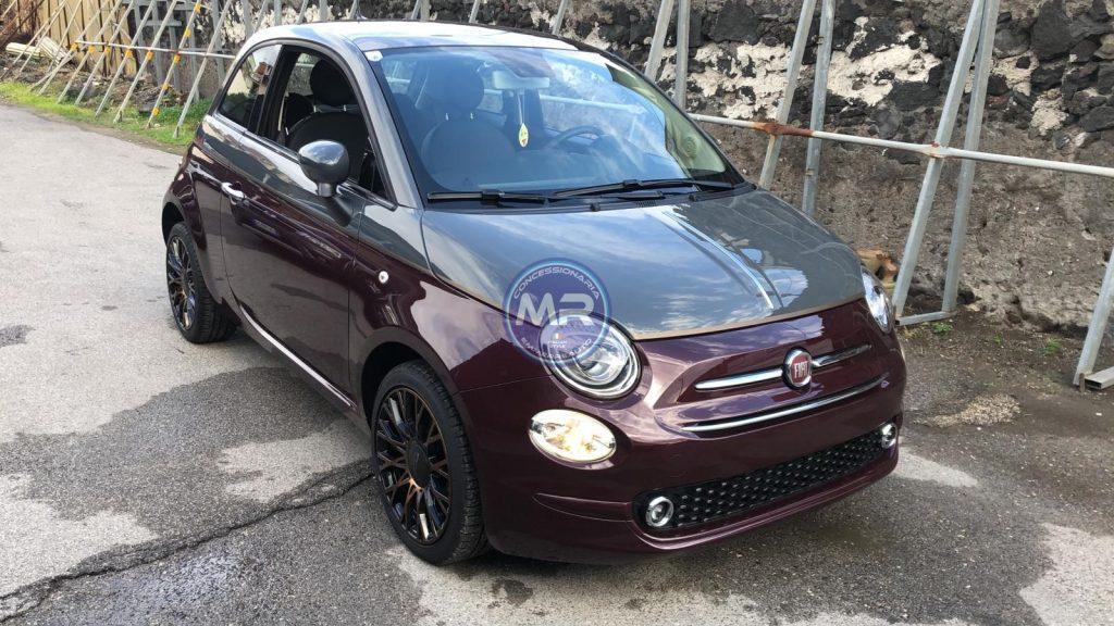 Fiat 500 1.2 BENZINA COLLECTION 2019 KM0 | PREZZO 13500 4