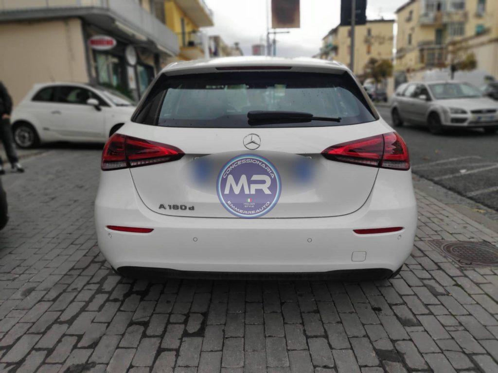 Mercedes-benz A 180 1.5d PREMIUM AUTOMATICA 2019 USATO | Prezzo 24500 34