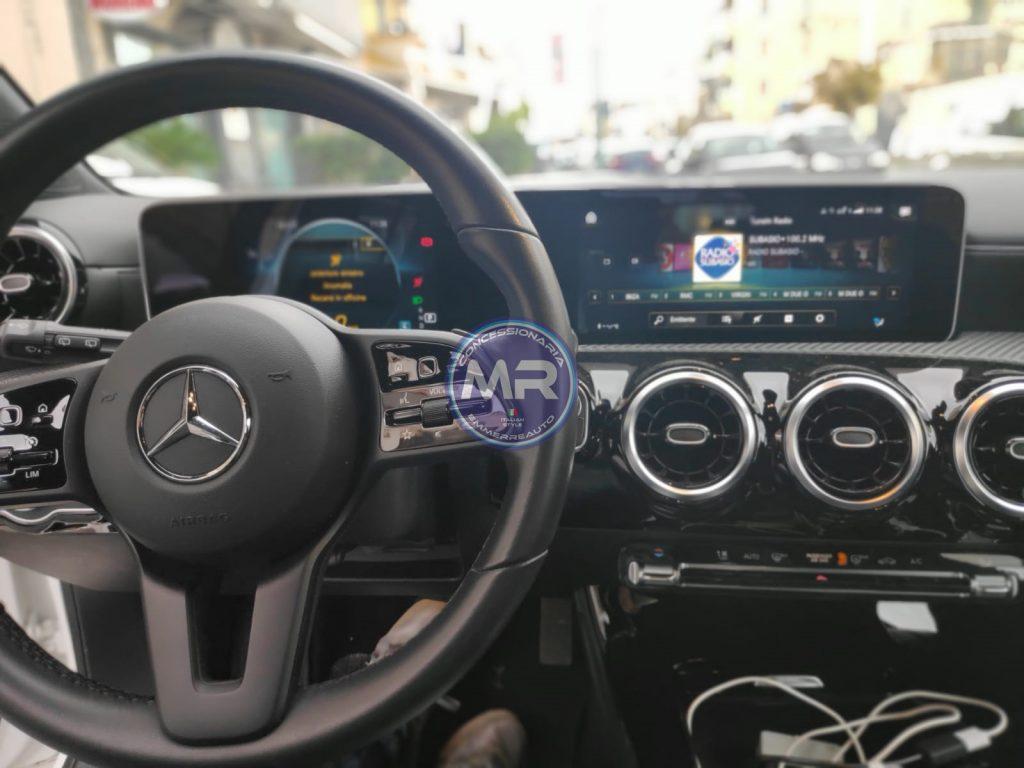 Mercedes-benz A 180 1.5d PREMIUM AUTOMATICA 2019 USATO | Prezzo 24500 27