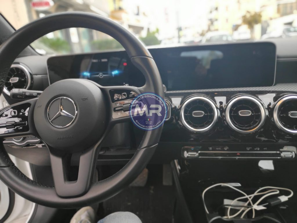 Mercedes-benz A 180 1.5d PREMIUM AUTOMATICA 2019 USATO | Prezzo 24500 28