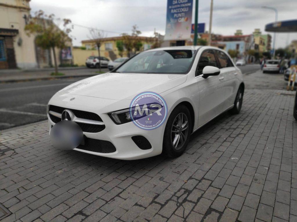 Mercedes-benz A 180 1.5d PREMIUM AUTOMATICA 2019 USATO | Prezzo 24500 23