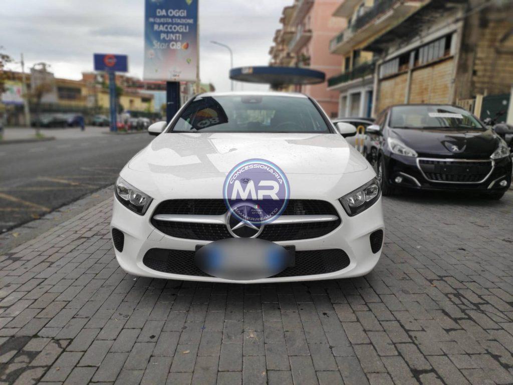 Mercedes-benz A 180 1.5d PREMIUM AUTOMATICA 2019 USATO | Prezzo 24500 24