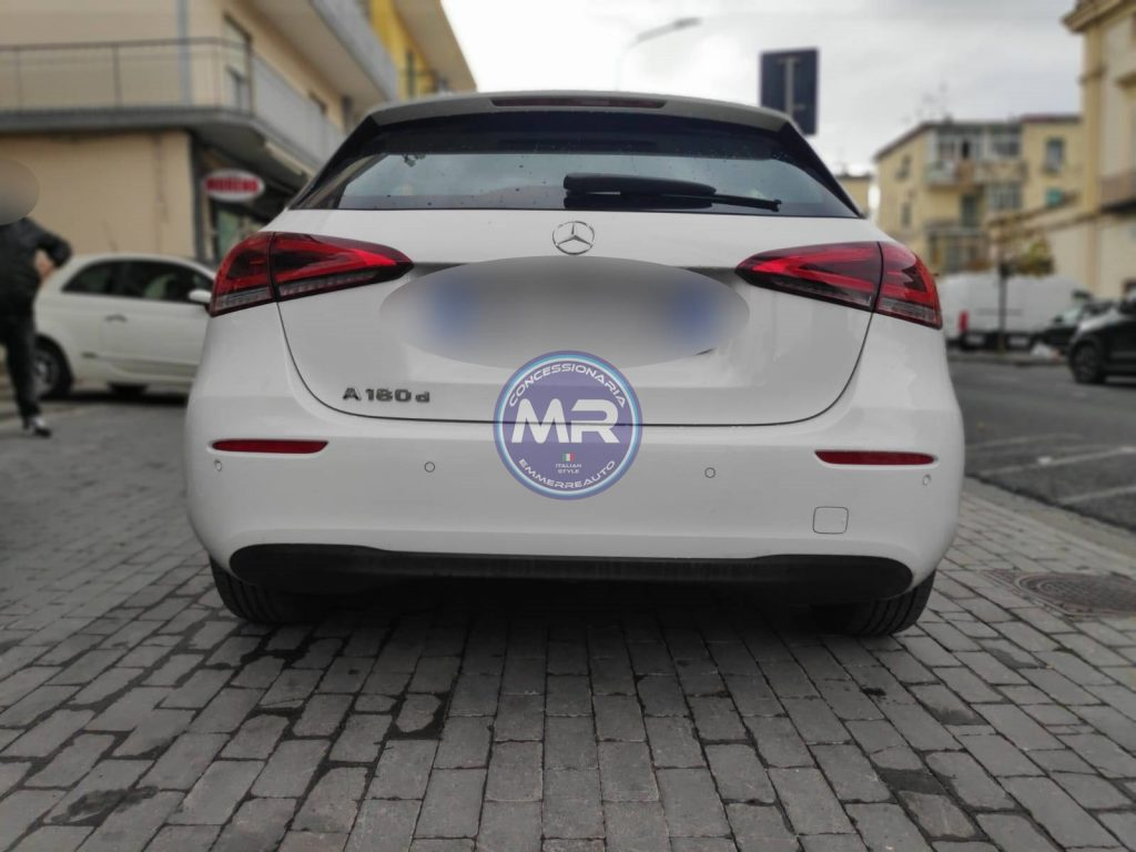 Mercedes-benz A 180 1.5d PREMIUM AUTOMATICA 2019 USATO | Prezzo 24500 25