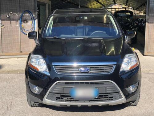 Ford kuga 2.0 tdci